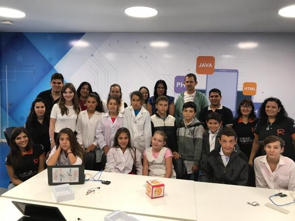 Una visita que conecta al mundo desde la #Education