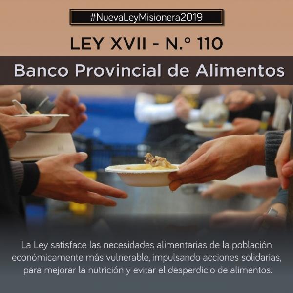 BANCO PROVINCIAL DE ALIMENTOS