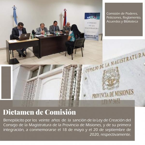 Comisión de Poderes